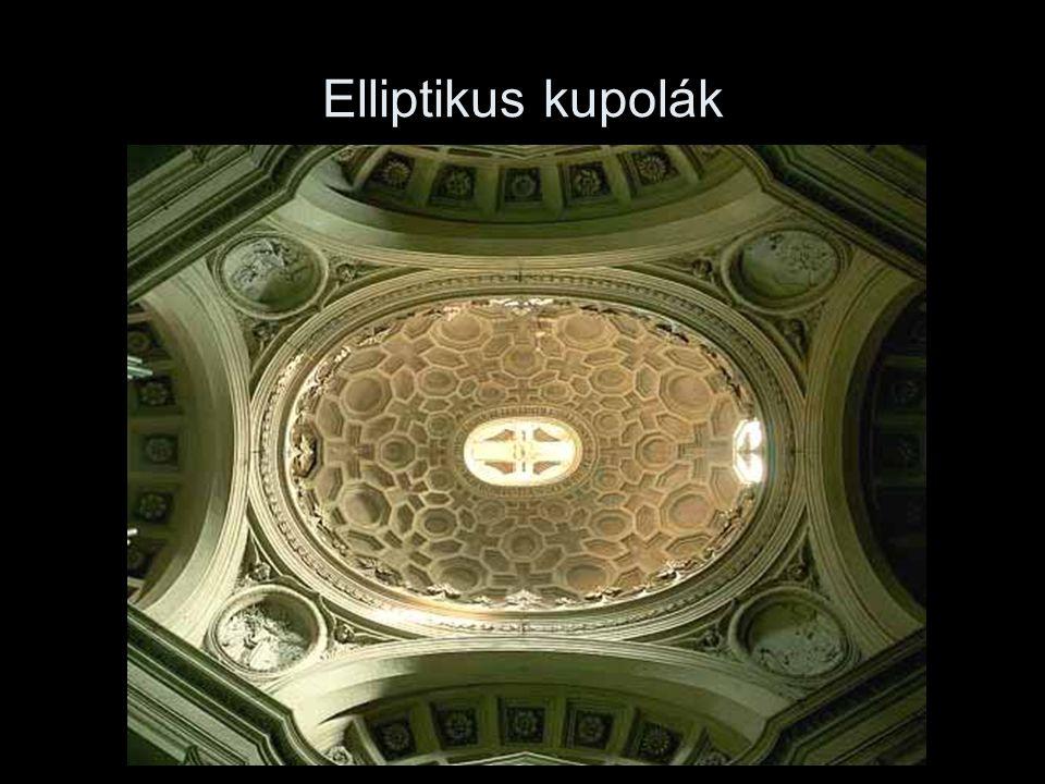 Elliptikus kupolák