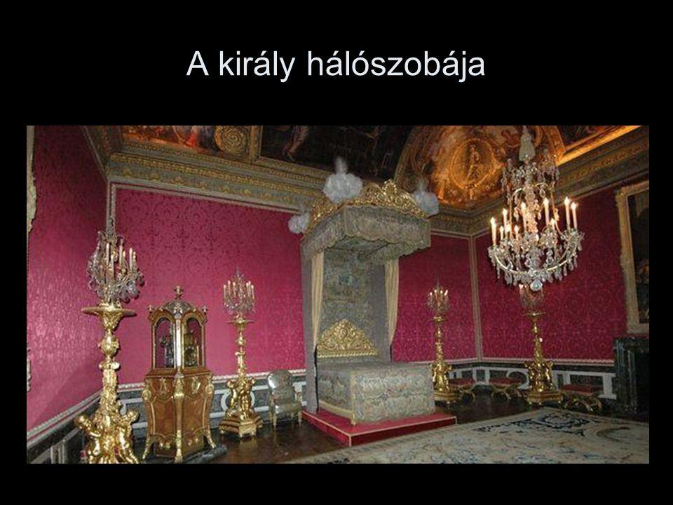 A király hálószobája