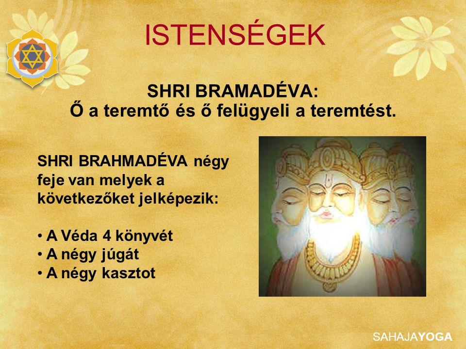 SAHAJAYOGA Bal oldali chakra Mantra: AUM twameva sakshat, Shri Nirmala Vidya sakshat, Shri Adi Shakti Mataji, Shri Nirmala Devi, Namo Namaha Kijelentés: Anyám, kérlek adj (valósítsd meg bennem a) tiszta (isteni) tudást Swadisthan Tisztítása