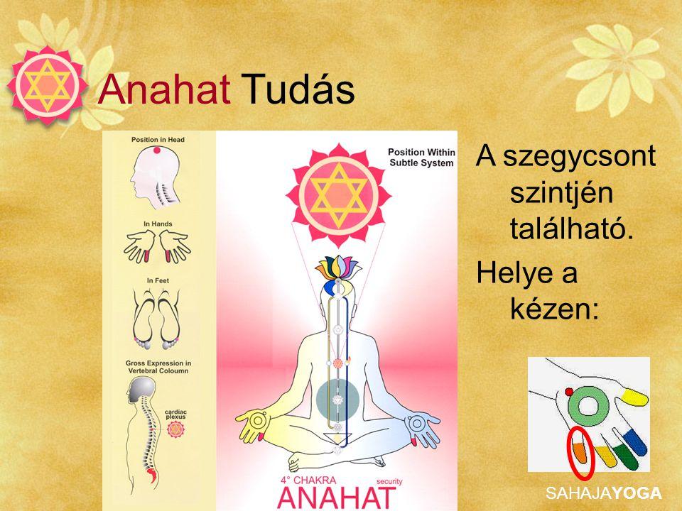 SAHAJAYOGA Anahat Tudás A Szív Chakra tulajdonságai: A tiszta szeretet amely mindent megvilágít.