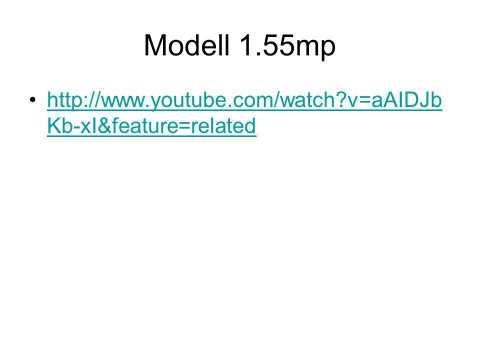 Modell 1.55mp http://www.youtube.com/watch?v=aAIDJb Kb-xI&feature=relatedhttp://www.youtube.com/watch?v=aAIDJb Kb-xI&feature=related