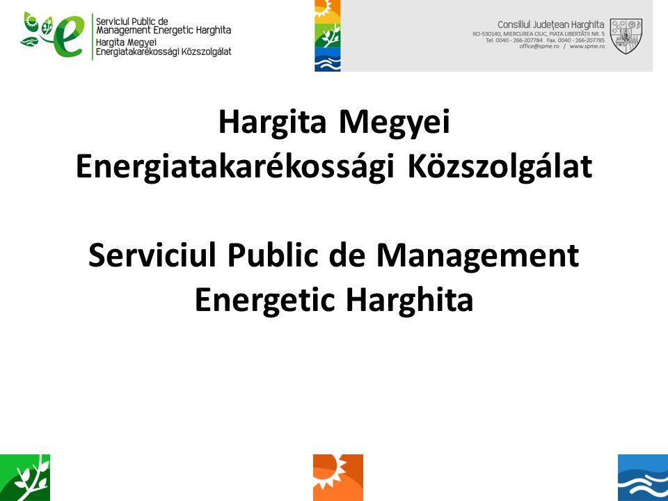 Hargita Megyei Energiatakarékossági Közszolgálat Serviciul Public de Management Energetic Harghita