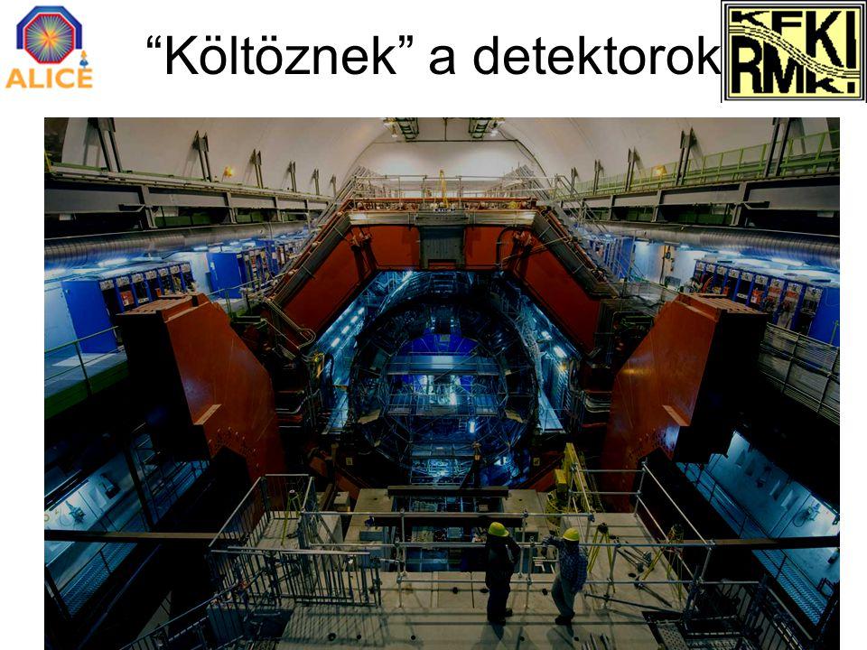 Költöznek a detektorok