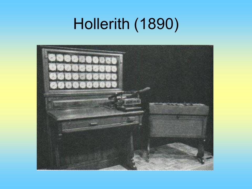 Hollerith (1890)
