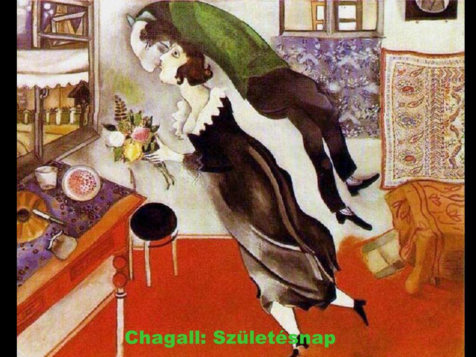 Chagall: Születésnap