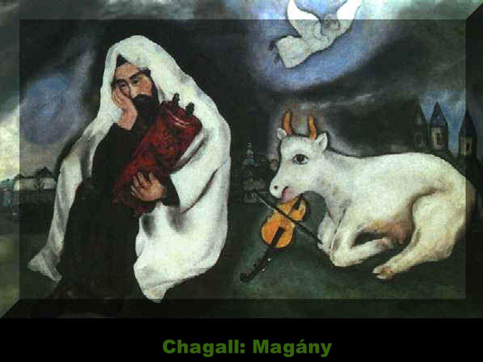 Chagall: Magány