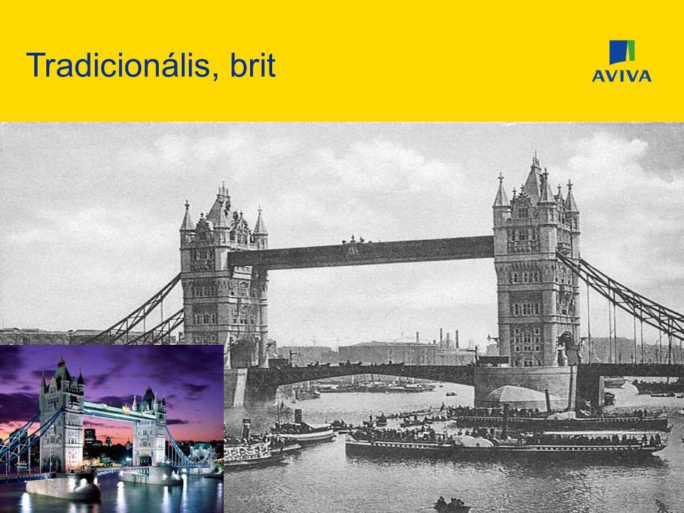 Tradicionális, brit