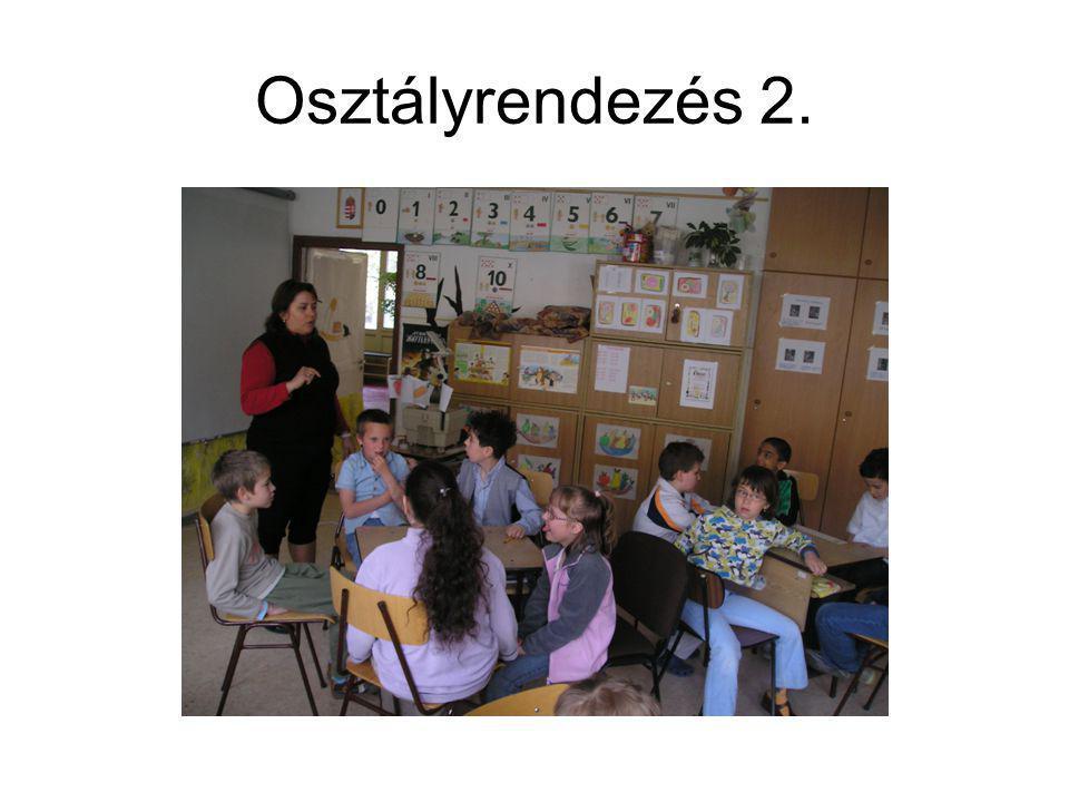 Osztályrendezés 2.
