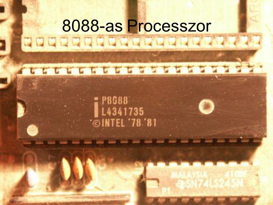 8088-as Processzor
