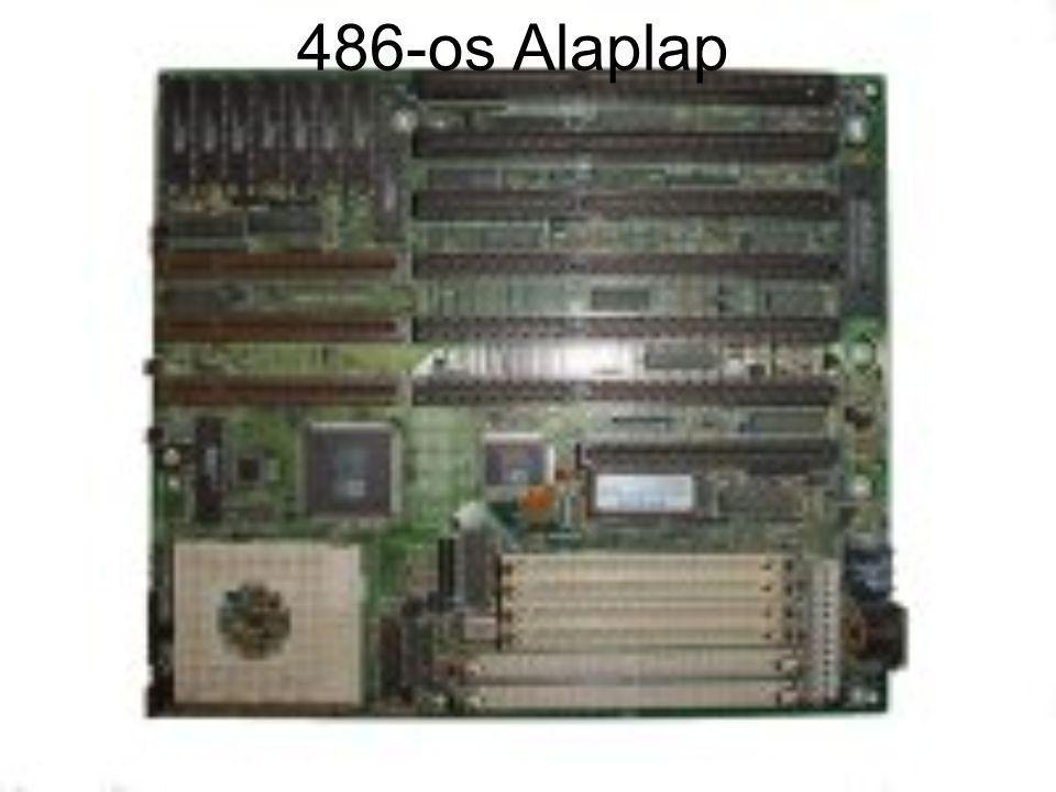 486-os Alaplap