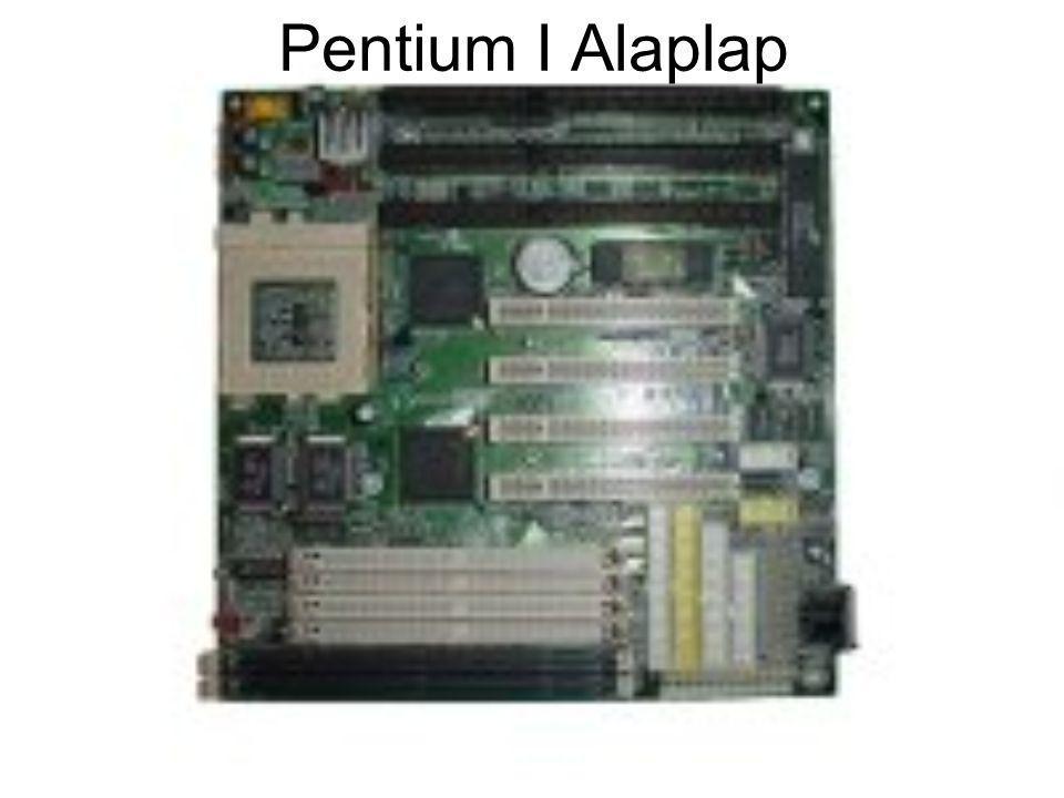 Pentium I Alaplap