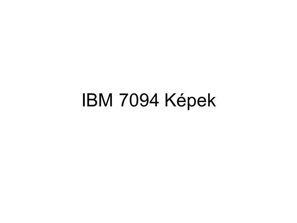 IBM 7094 Képek