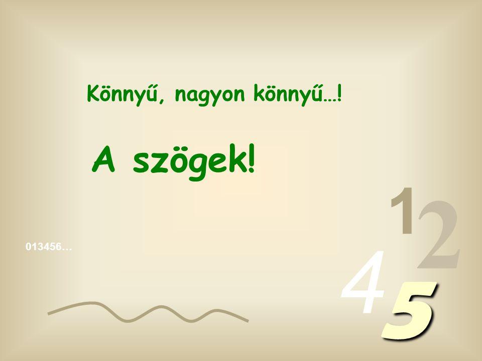 013456… 1 2 4 5 Milyen logika rejlik az arab algoritmus mélyén