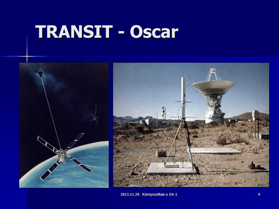 9 TRANSIT - Oscar