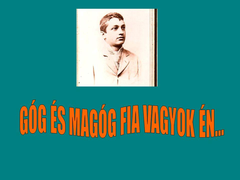 Góg és Magóg fia vagyok én, Hiába döngetek kaput, falat S mégis megkérdtem tőletek: Szabad-e sírni a Kárpátok alatt?