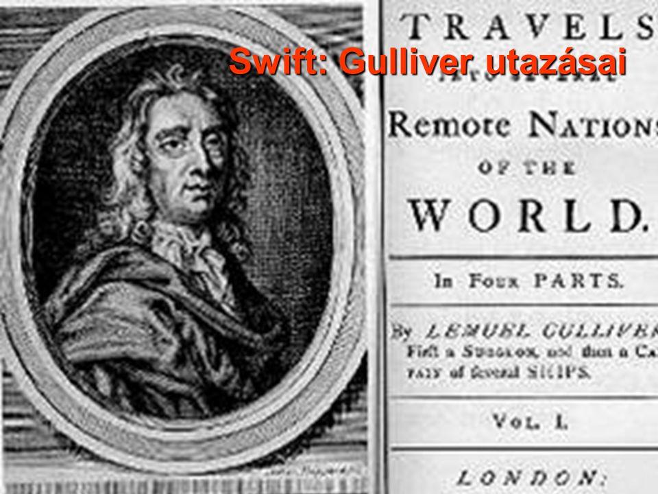 Swift: Gulliver utazásai
