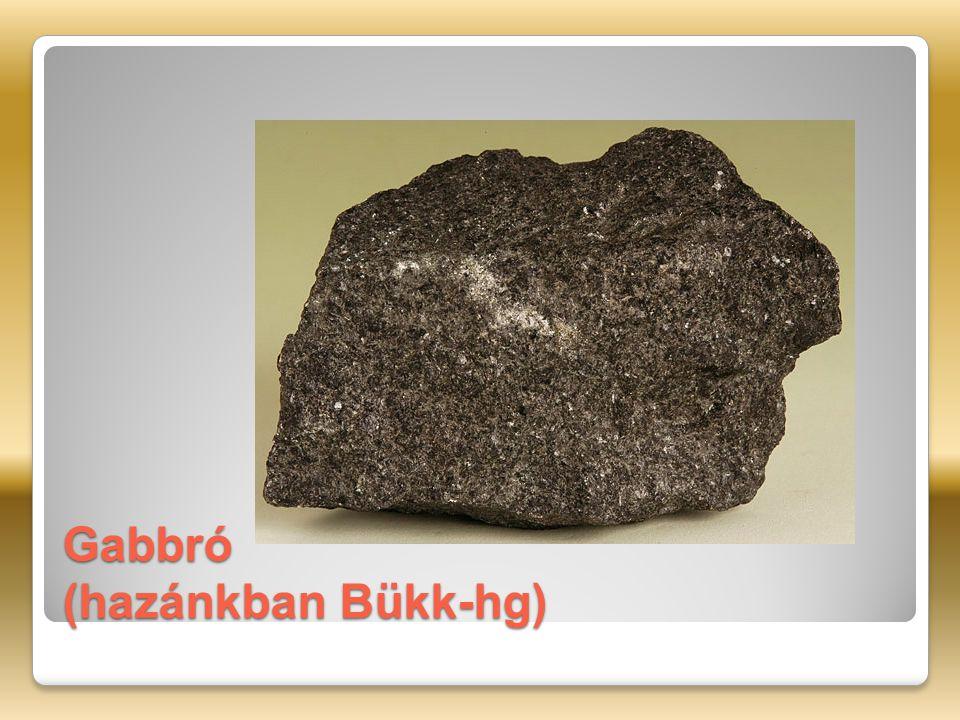 Üledékes kőzetek Törmelékes Kavics Homok lösz Vegyi Kősó Kálisó gipsz Szerves Mészkő dolomit