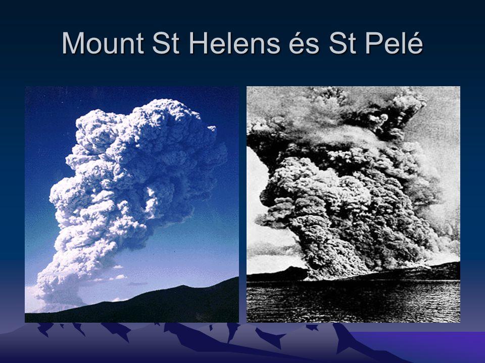 Mount St Helens és St Pelé
