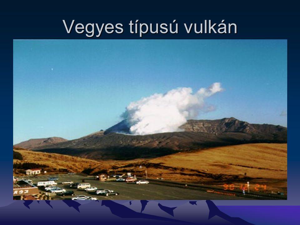 Vegyes típusú vulkán