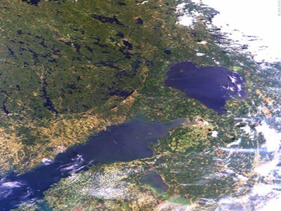 Tavak keletkezés szerint  2. külső erők által létrehozott tómedencék  glaciális tómedencék (a jég felszínformáló hatására alakultak ki, a Föld tavai