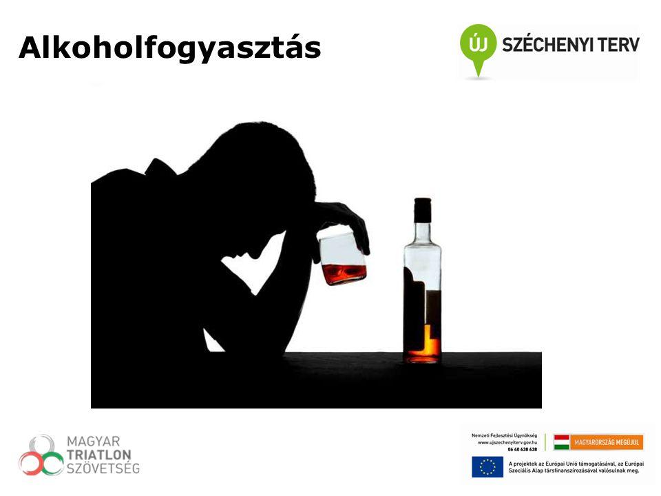 A túlzott alkoholfogyasztás megelőzése Alkoholfogyasztás