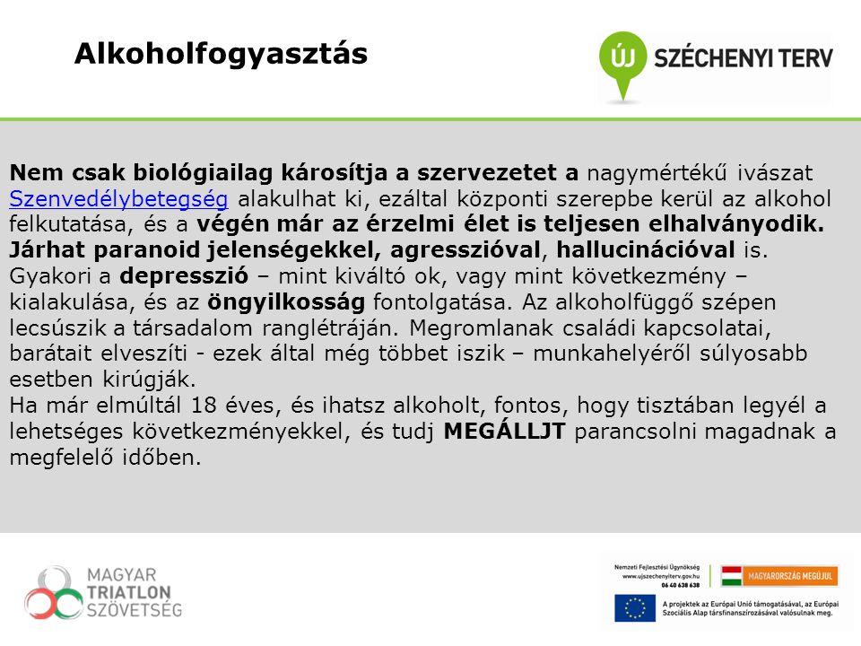 Az utóbbi években a magyarok ivási szokásai elkezdtek változni.