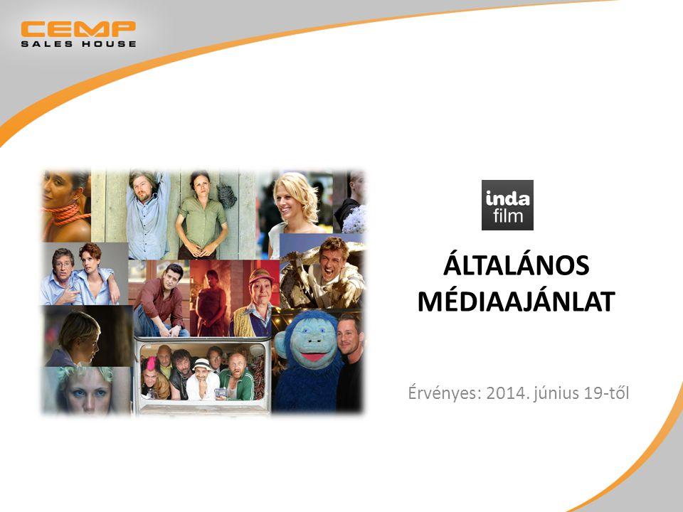 """INDAFILM 2012: 1,8 millió néző összesen A filmek nagy része HD minőségben nézhető hvg.hu*: """"Az egyik legnagyobb magyar filmeket legálisan és ingyenesen kínáló weboldal az Indavideó filmcsatornája. 2 * Forrás: http://hvg.hu/tudomany/20130401_170_film_ingyen_a_neten"""