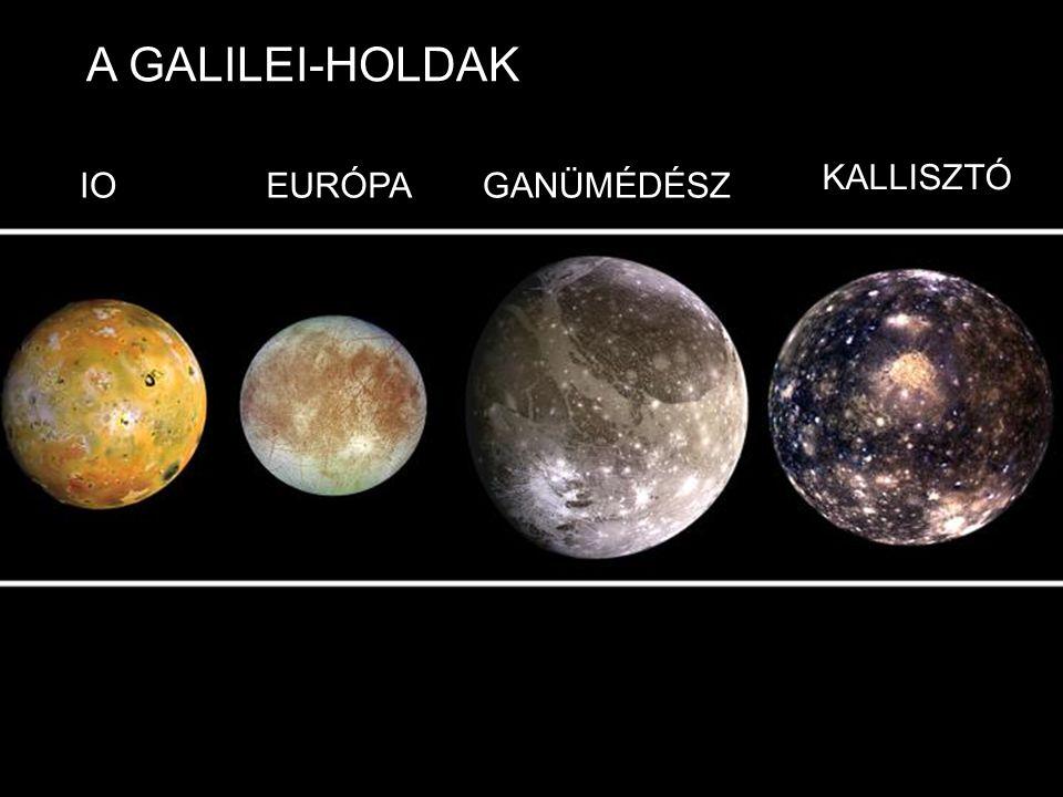 A GALILEI-HOLDAK IOEURÓPAGANÜMÉDÉSZ KALLISZTÓ