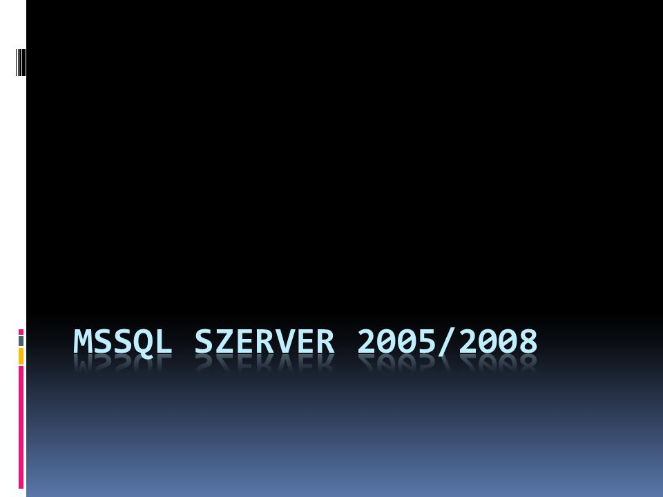  A triggerek Transact-SQL utasításokat tartalmaznak úgy, mint a tárolt eljárások CREATE TRIGGER [owner.] trigger_name ON [owner.] table_name [WITH ENCRYPTION] {FOR | AFTER | INSTEAD OF} {INSERT | UPDATE | DELETE} AS [IF UPDATE (column_name)...] [{AND | OR} UPDATE (column_name)...] sql_statements}