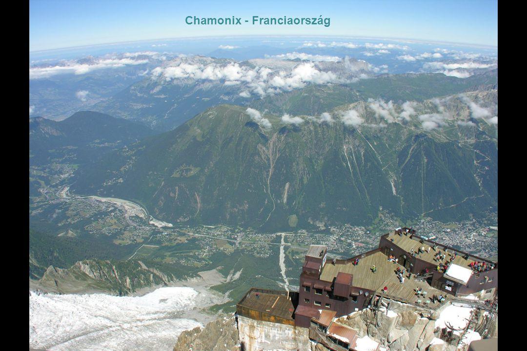 Chamonix - Franciaország