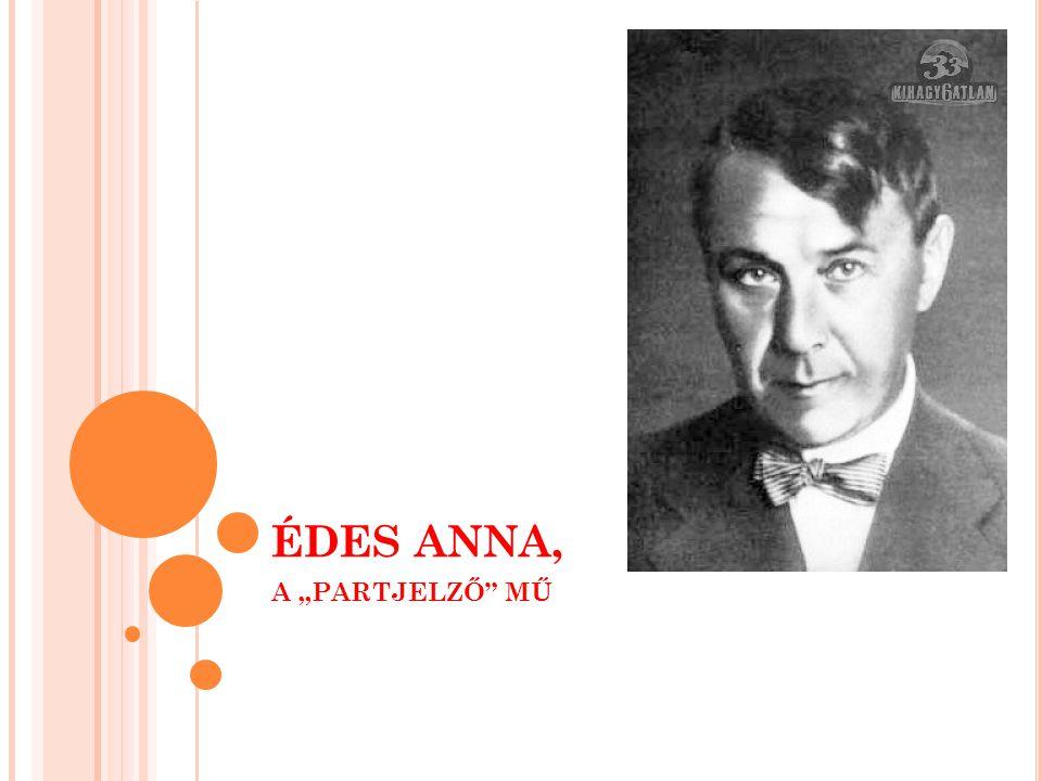 """ÚJ REGÉNYTÍPUS Cselekménye """" időbeli határon , 1919-ben játszódik; Sorsfordító idő : háború vége, a történelmi Magyar- ország feldarabolása, proletárdiktatúra és bukása, spanyolnátha, Ady halála; Kosztolányi íróként és magánemberként is megszenvedte a kor megpróbáltatásait; Művészetében: műnem-váltás, prózai műveket ír; A magyar regény történetében újdonság: megteremti az egzisztenciális regényt ; ( Az a prózai nagyforma, amelyben az író a hősökön (egókon) keresztül vizsgálja a létezés nagy témáit, az élet nagy kérdéseire (születés, élet, halál, szerelem, szenvedély) kérdez rá."""