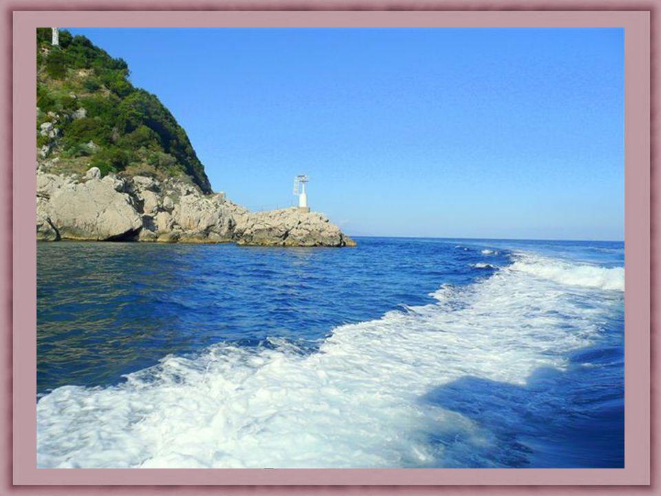 Ismét a Marina Grandén- búcsú Capritól
