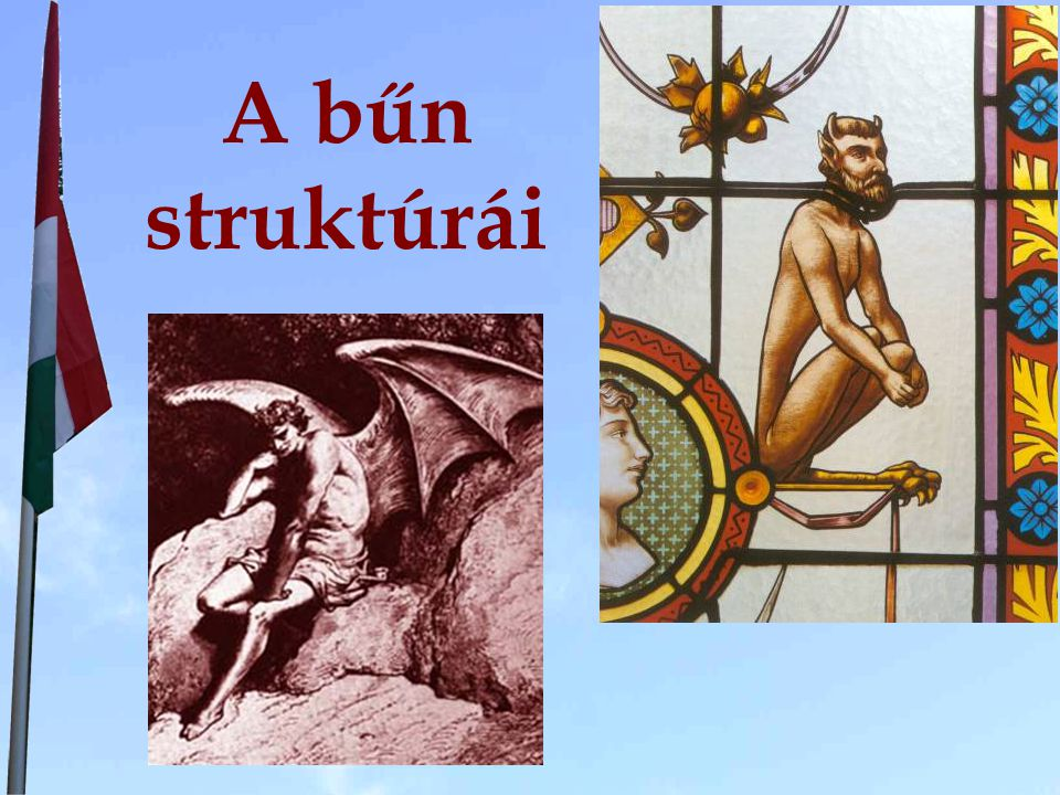 A bűn struktúrái
