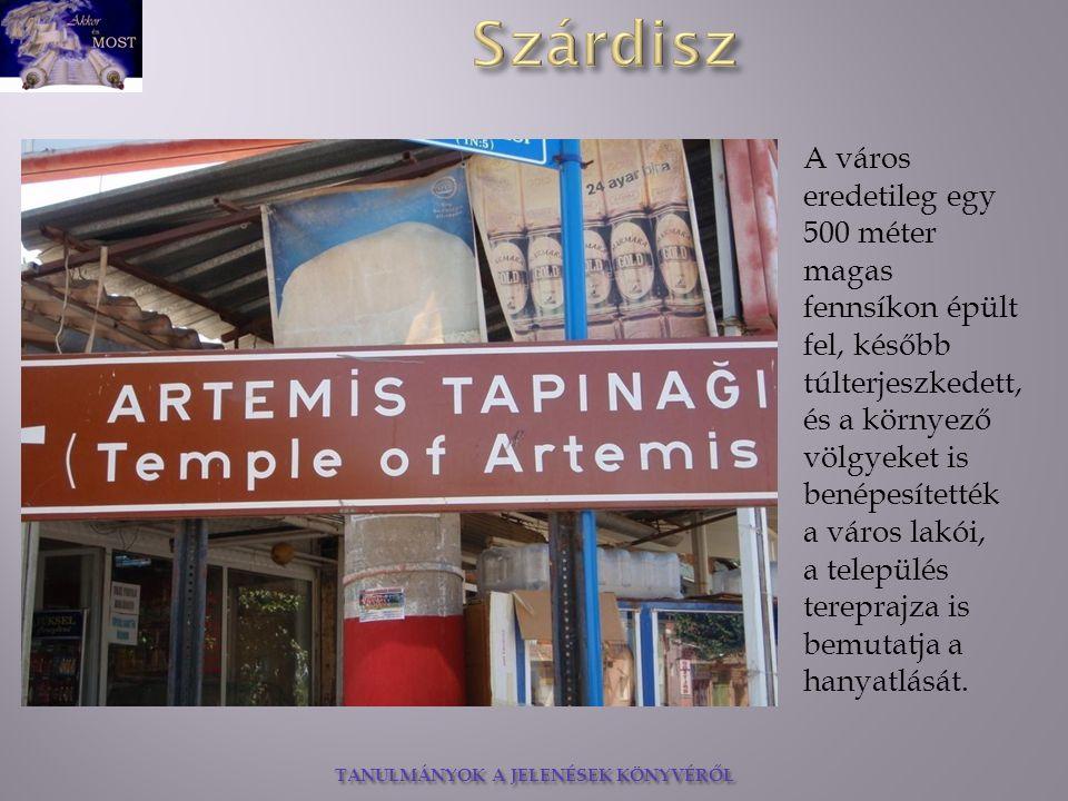 TANULMÁNYOK A JELENÉSEK KÖNYVÉRŐL Jel 3,3 A levél feddései a város történelmi tragédiáiból veszi a példákat sorra.