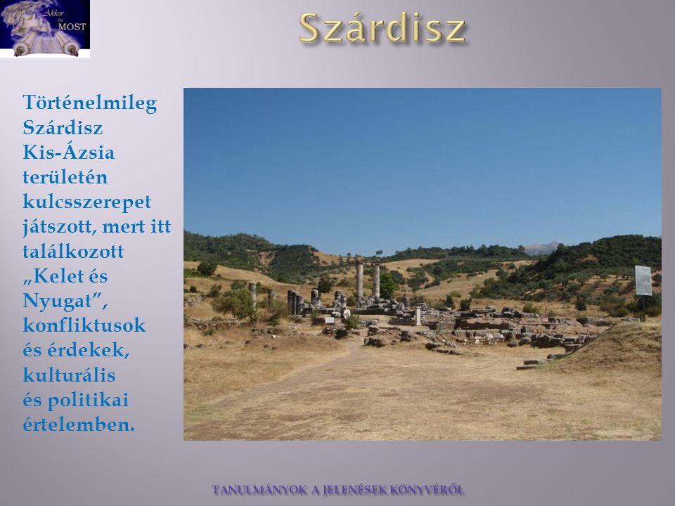 A legtöbb kommentár szerint Pál akkor hozta az evangéliumot Szárdiszba, mikor két évig Kis-Ázsiában tartózkodott (ApCsel 19,10).