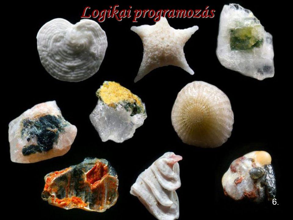Logikai programozás 6.