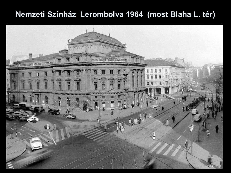 Nyugati tér 1880