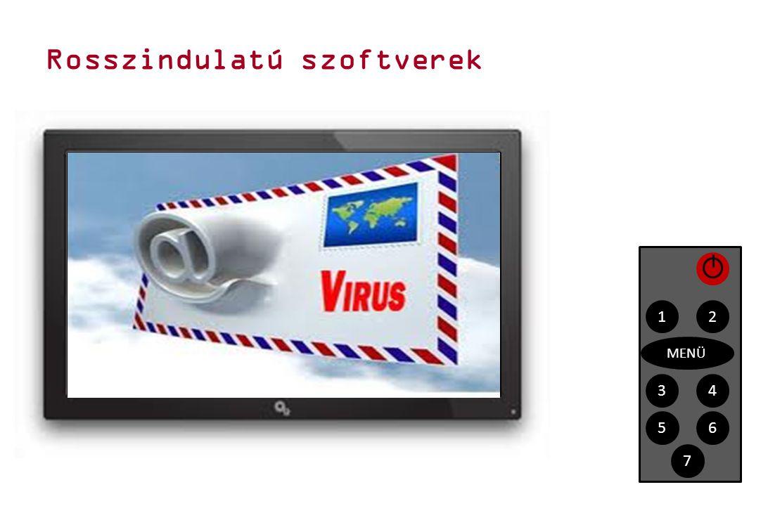 Internetes csalások 1 43 2 MENÜ 56 7