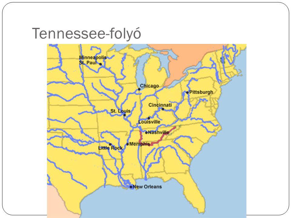 Tennessee-folyó