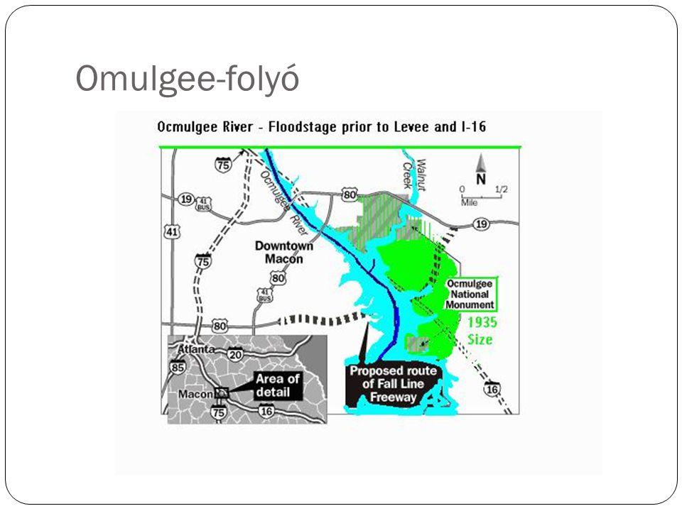 Omulgee-folyó
