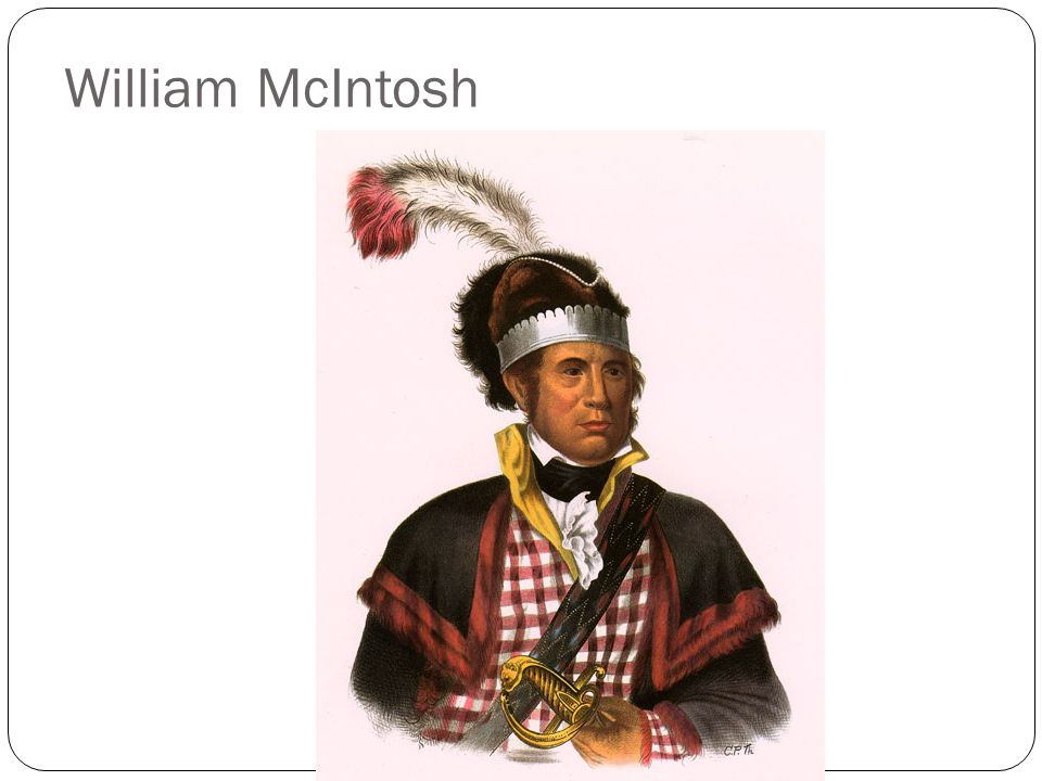 William McIntosh