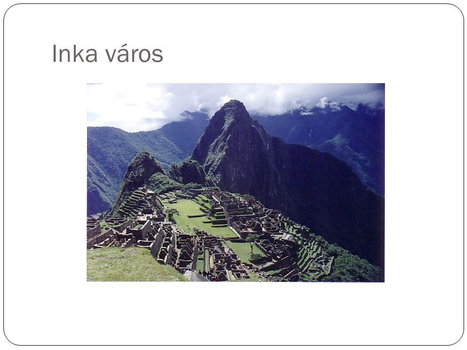 Inka város