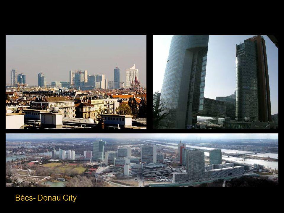Bécs- Donau City