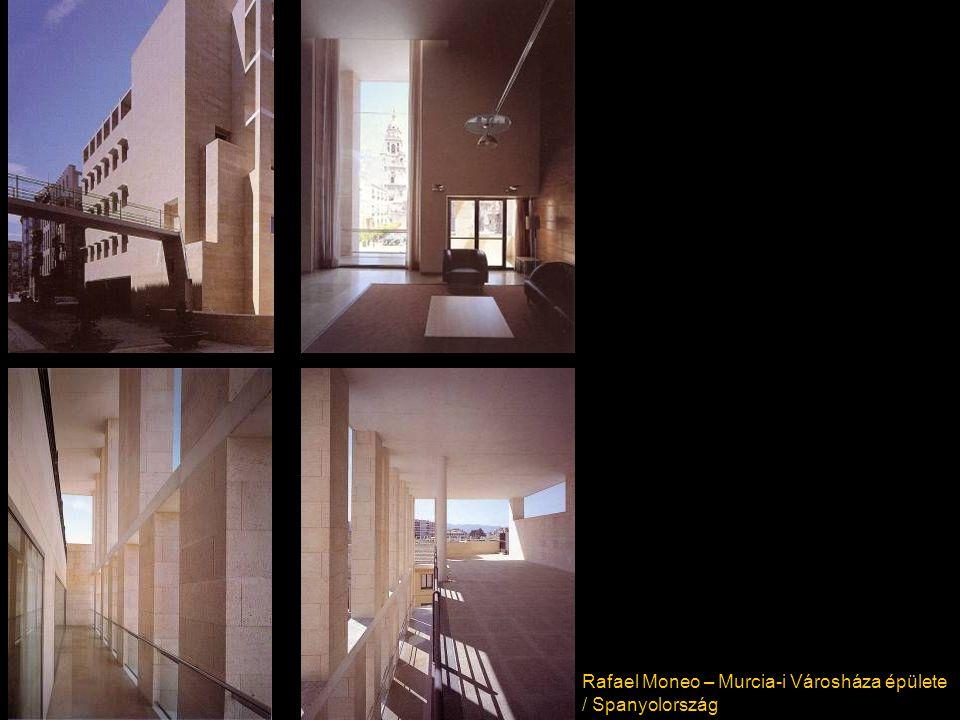 Rafael Moneo – Murcia-i Városháza épülete / Spanyolország