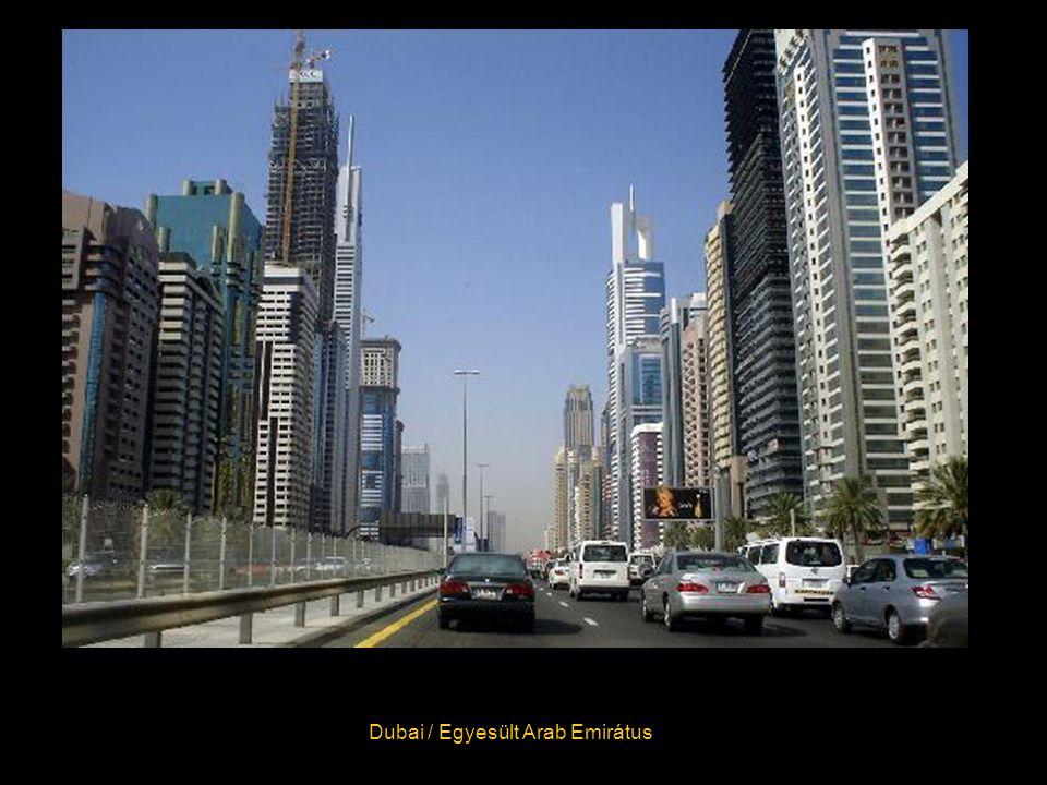 Dubai / Egyesült Arab Emirátus