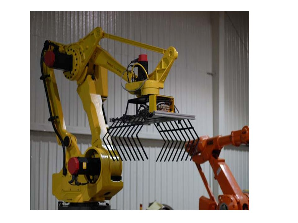 When referring to robotic prehension (fogás) there are four general categories of robot grippers, these are: Impactive – jaws or claws which physically grasp by direct impact upon the object.