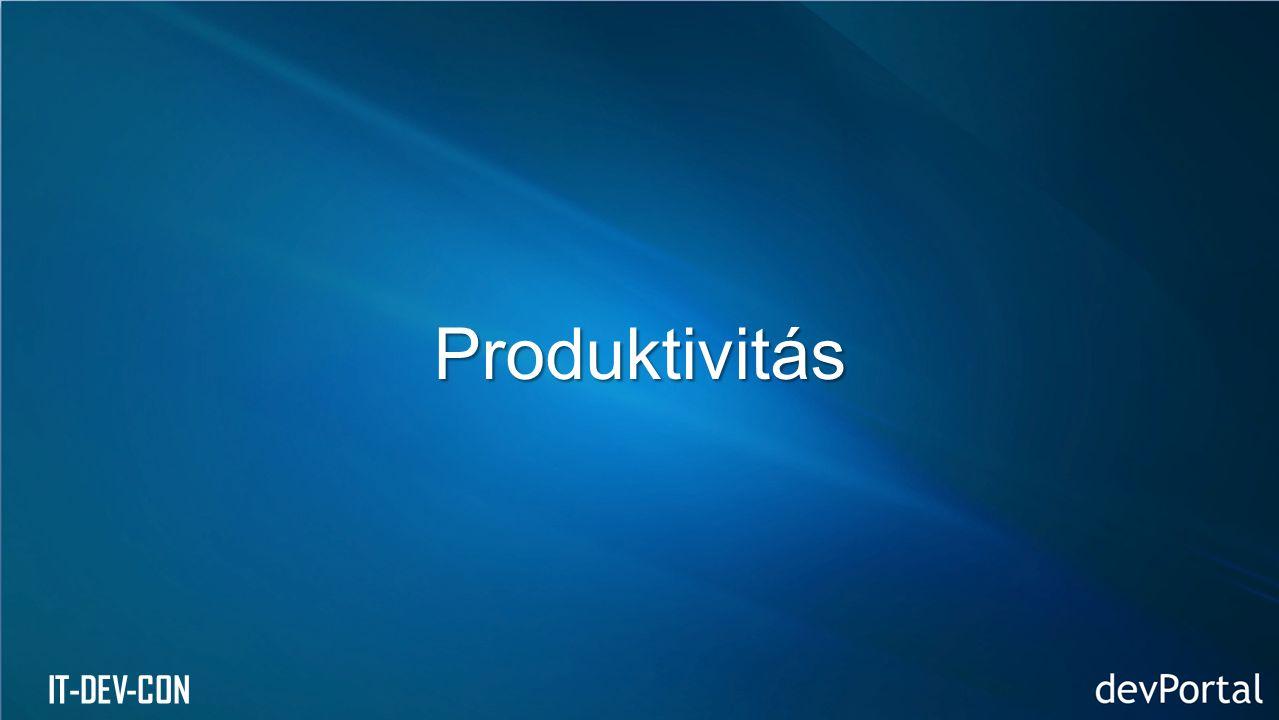 Produktivitás