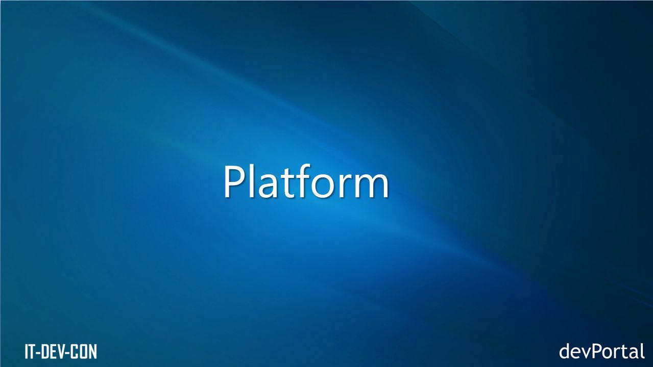 IT-DEV-CON Platform