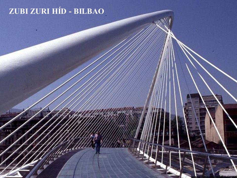 ZUBI ZURI HÍD - BILBAO