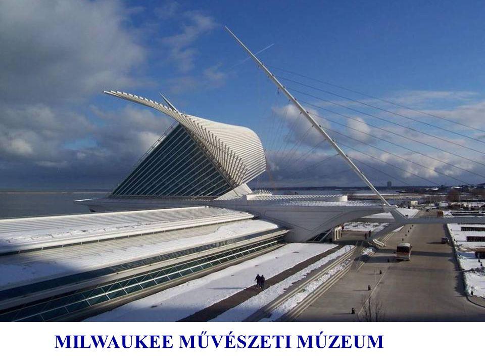 A Milwaukee Művészeti Múzeum Wisconsin, 1994 ÷ 2001